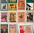 ROCK BAND Prints & Posters, Concert Posters, Gig Posters, Band Prints, Wall Art <br/> BUY 2 GET 1 FREE✔️ SHIP WORLDWIDE ✔️ PREMIUM QUALITY