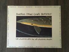 Dogfish Head Beer Vintage Poster