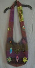 Kathmandu Imports Nepal PURSE Shoulder Bag tote Bohemian Hippie Crossbody