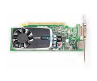 NVidia Quadro 600 PCIE 2.0 x16 1GB 128-bit DDR3 DVI D-Port Video Graphics Card