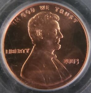 2003 PCGS MS69RD HIGH RARE GRADE - WOW - MUST HAVE for your collection!