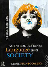 An Introduction to Language and Society (Studies in Culture and Communication),