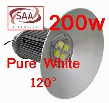 200W Light SAA LED HighBay Lamp Industrial Factory Shopping Exhibition Warehouse