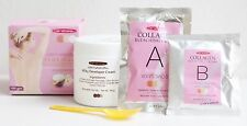 3x Dark skin whitening bleach bleaching cream lotion kojic AHA hydroquinone