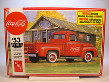 1953 FORD F-100 TRUCK AMT 1:25 SCALE PLASTIC MODEL KIT