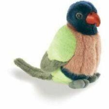 Wild Republic Rainbow Lorikeet - Audubon Plush Bird (Authentic Bird Sound)