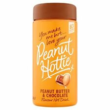 Peanut Butter With Chocolate Flavoured Hot Drink 260G Peanut Hottie 83 Cals
