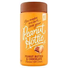 Beurre d'arachide avec boisson chaude aromatisé au chocolat 260g Peanut Hottie 83 cal