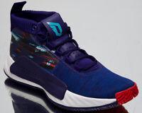 adidas Dame 5 Mens Collegiate Purple Lillard Basketball Sneakers Shoes EF0500