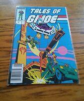 000 VTG Marvel Comic Book Tales of GI Joe Issue #8 Nice Shape
