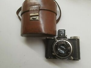 Vintage 1931 Dr. Nagel August   Rolloroy  With Leitz  Elmar 3.5 5cm lens.