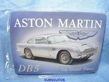 Aston Martin Car Vehicle Garage Advertising Magnet NEW Classic Car Sign