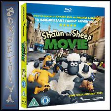 SHAUN THE SHEEP - THE MOVIE  **BRAND NEW BLU-RAY**