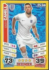 TOPPS MATCH ATTAX  BRAZIL 2014 WORLD CUP- #080-ENGLAND-GARY CAHILL