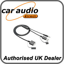 JVC KS-U19 Car iPod Audio / Video Cable