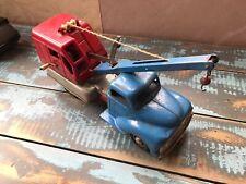 vintage gama lorry crane