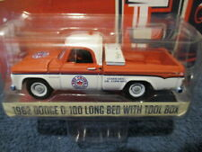 GREENLIGHT 2017 RUNNING ON EMPTY SERIES 2, RED CROWN 1962 DODGE D-100 LONG BED