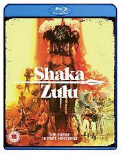 Shaka Zulu - The Complete Series: 10 Part Mini-Series [Blu-ray Set, Region Free]