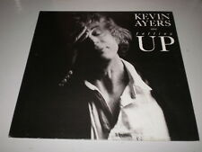 KEVIN AYERS - FALLING UP - 1898 - VIRGIN RECORDS - MADE IN UK - LP -