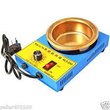AC 220V 300W 100MM Solder Pot 1200g tin melting Furnace Titanium FREE SOLDERING