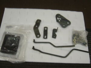 HURST 3 SPEED LINKAGE KIT AMC HORNET 73 THRU 76 367-0007 MASTERSHIFT
