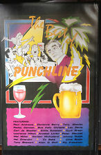 The Best of Punchline (VHS) Rare 1992 PAL-only format; Aussie stand-up comics