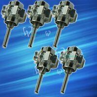5pc Dental New A Class Optic Lamp Handpiece Opening Push Air Cartridge Turbine
