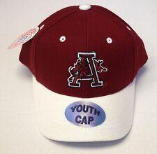 NWT NCAA Arkansas Razorbacks Puma Youth Snapback Cap Hat NEW!