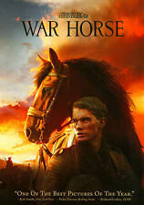 WAR HORSE (DVD, 2012, Widescreen) New / Factory Sealed / Free Shipping