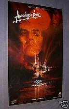 Original APOCALYPSE NOW 1st Video Release BOB PEAK ART