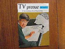 9/1969 Chicago Sun-Times TV Prevue Mag(WILLIAM WINDOM/MY WORLD AND WELCOME TO IT