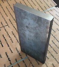 "1"" X 6"" X 12"" L Thick Steel Flat Bar Target Plate Blacksmith Bench Hammer Plate"