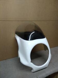 Yamaha RD 250 / 350 Pro am  nose fairing with screen
