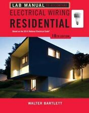 Lab Manual for Mullin/Simmons' Electrical Wiring Residential, 18th, , Bartlett,