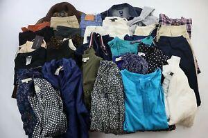 Women's Second Hand Clothes Bundle 28 item - 10 Kg A125