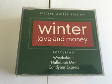 Love and Money Winter Special Limited Edition CD Single - MINT