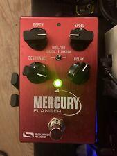 Source Audio Mercury Flanger guitar effect pedal