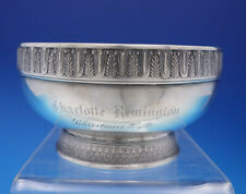 Japanese by Gorham Sterling Silver Childs Bowl Bird Butterfly Aesthetic #4601