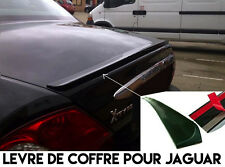 NEW REAR TRUNK LIP SPOILER BOOT for JAGUAR S-TYPE 1999-2008 V6 V8 R 4.2 4.0 3.0