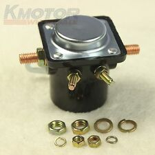 Brand New Starter Solenoid Relay SW-3 Black 1958-1991 Jeep Ford Lincoln Mercury