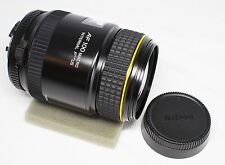 Very good Tokina AT-X 100mm F/2.8 M100 AF Macro Lens for Nikon