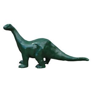Dinosaur Statue Long Neck Baby Brachiosaurus Sculpture Play Ground Sinclair 92in