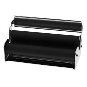 Manual Cigarette Rolling Machine, Stainless Steel Tobacco Injector Roller, Pack