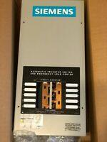 Siemens Generac ATS Automatic Transfer Switch & Panel 100A 100 Amp ST100R10C