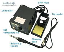 936 Temperature Adjustable Soldering Station - 60W