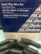 AC Delco Professional Series Spark Plug Wire Set 88862385 9748HH 10.5