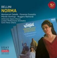 Bellini: Norma (Remastered) New UNSEALED MINOR BOX WEAR