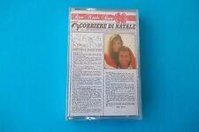 """AL BANO E ROMINA POWER """"CORRIERE DI NATALE"""" MUSICASSETTA K 7 WEA 1991 SIGILLATA"""