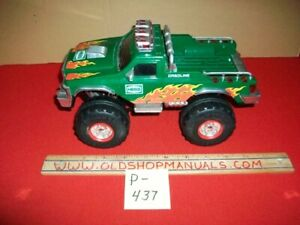 COLLECTIBLE HESS 2007 MONSTER OFF-ROAD TRUCK ALL LIGHTS & FLASHERS WORK! DISPLAY