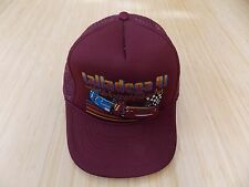Talladega 91 Worlds Fastest Speedway Mesh Back Baseball Cap Hat Snapback Nascar
